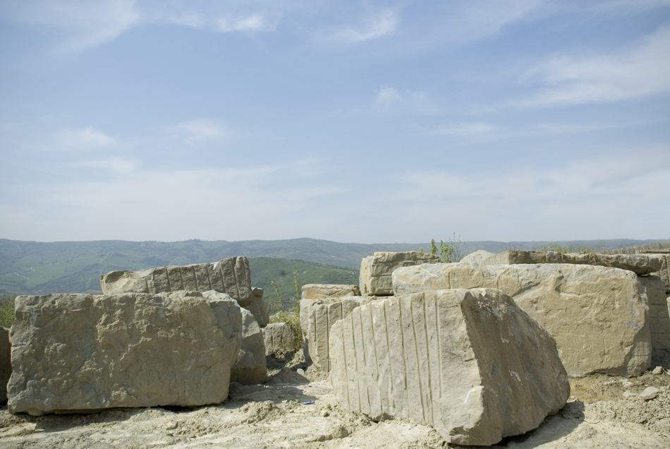 Il sentiero delle cave di pietra