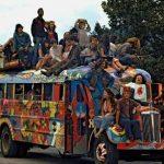 bus hippy