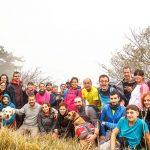 Le nebbie della Foresta della Lama 4/11/2018