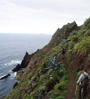 Tenerife: Taborno-Afur-Taganana 25/03/2016