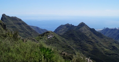 Tenerife: Barranco de Valle Seco 15/03/2016