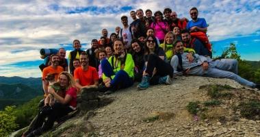 Full moon trekk: Notturna all'antica osteria abbandonata 15/05/2017