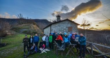 Il Brulè dell' Antivigilia al castello di Colorio 23/12/2018