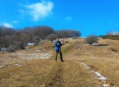 Alla conquista dell'Alpe di Catenaia