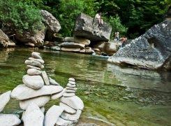 Le misteriose acque del Bidente di Corniolo