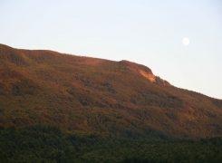 La traversata del monte Comero