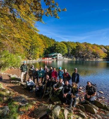 Due Autunnale al Parco Nazionale dell' Appennino Tosco-Emiliano  6-7/10/2018
