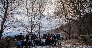 Con la Befana a Fonte Abate…scorpacciata di trekkate! 6-7-8/01/2017