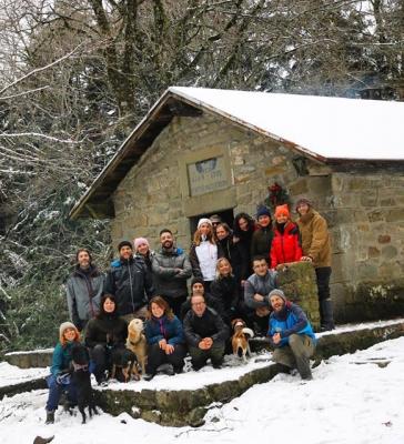 Con Bacco nel bivacco: un brulè coi monaci di Camaldoli 16/12/2017