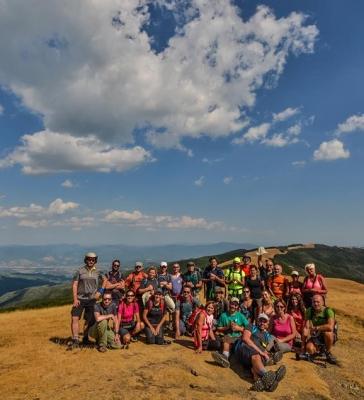 Sul tetto della Toscana: il Pratomagno 27/08/2017