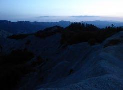 Full moon trekk: I calanchi di Montecoronaro al chiaro di Luna