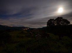Full moon trekk: Notturna all'antica osteria abbandonata