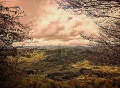 I panorami mozzafiato del Monte Fumaiolo