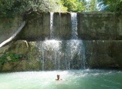 L' anello acquatico della Vallesanta